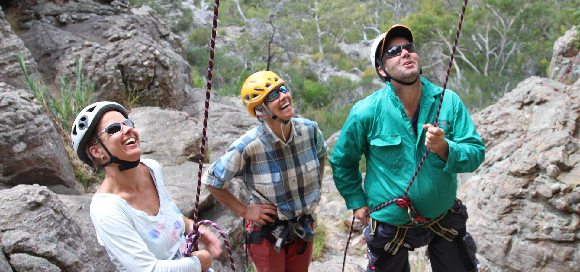 Rock Climbing for beginners image