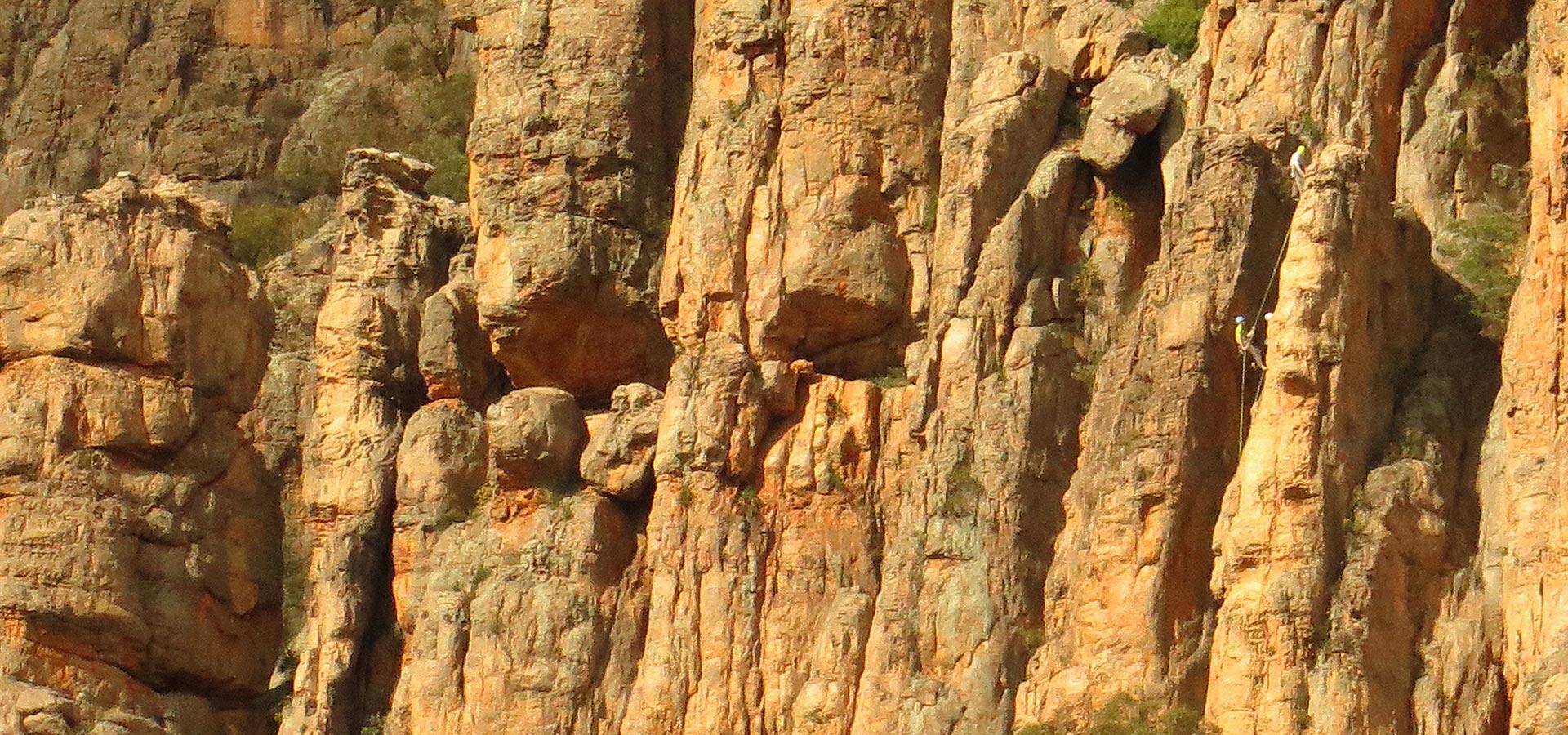 Rock Climbing Grampians