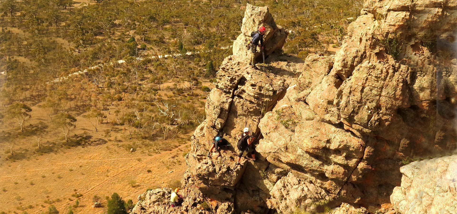 Rock Climbing - School Groups photo